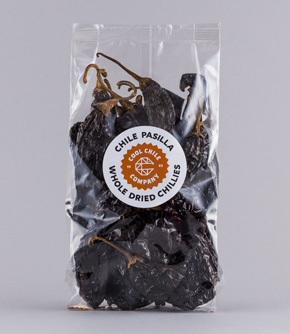 Pasilla Chillies 150g