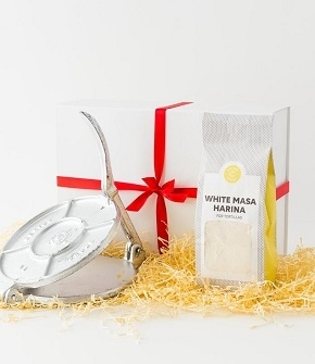 Tacopedia and Tortilla Making Gift Box