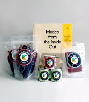 Taste of Mexico Food Gift