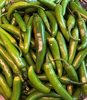 Fresh Serrano Chillies