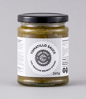 Tomatillo Sauce 260g Brunch Dishes