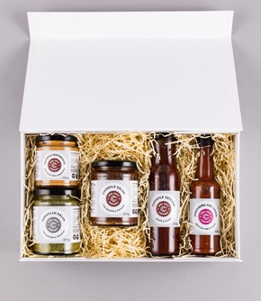 The Complete Mexican Condiment Gift Box