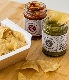 Special Price : Tortilla Chips & Salsa