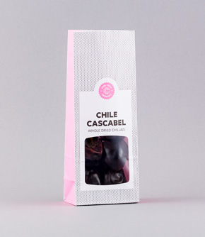 Chile Cascabel 45g
