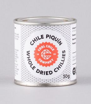 Chile Piquin 30g Dried Mexican Chillies