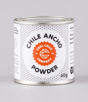 Ancho Chilli Powder 60g