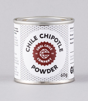 Chile Chipotle Powder 60g