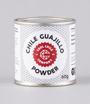 Guajillo Chilli Powder 60g