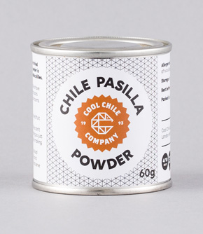 Chile Pasilla Powder 60g