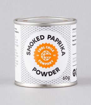 Smoked Paprika Powder 60g