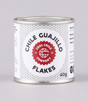 Chile Guajillo Flakes 40g