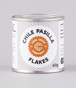 Chile Pasilla Flakes 40g