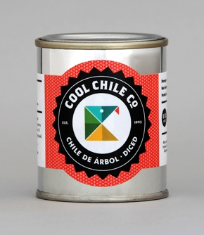 Chile De Árbol Diced