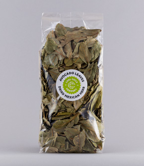 DRIED AVOCADO LEAVES - MEXICAN HERB 150g