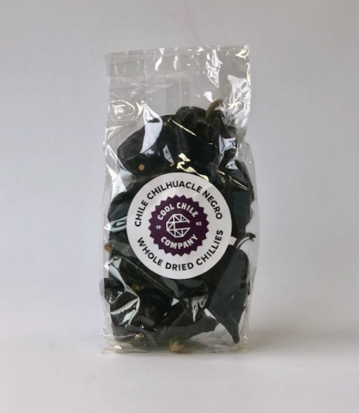 Chilhuacle Negro Chillies 100g