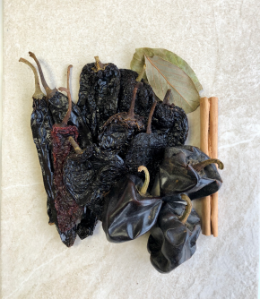 Chilli Pack for Oaxacan Mole Negro