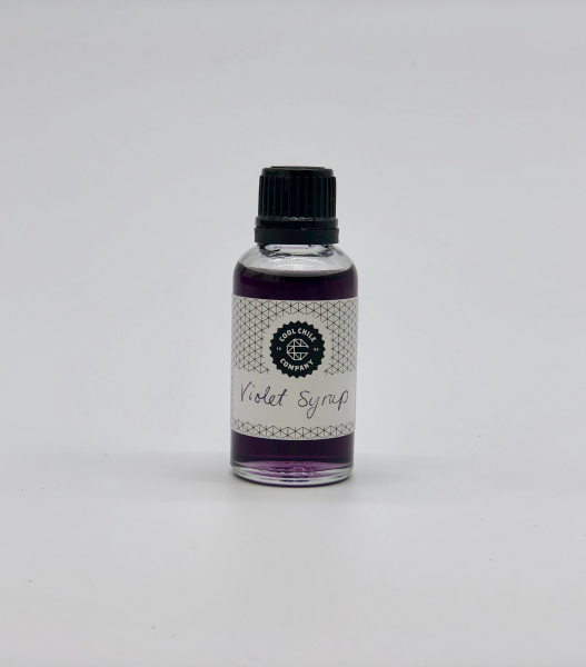 Violet Syrup by Monin