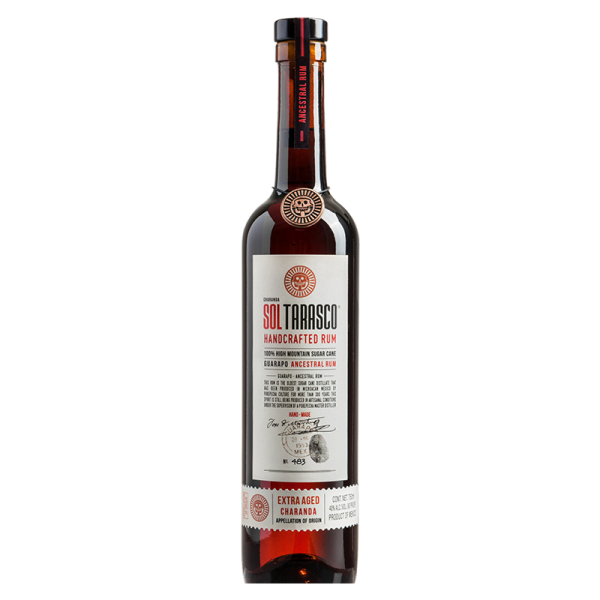 NEW! Sol Tarasco – Extra Aged - Mexican Artisanal Rum