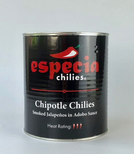 Chipotle in Adobo 2.8kg x 1 tin  LIMIT TO 2 TINS PER ORDER