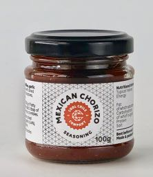 Mexican Chorizo Seasoning Paste