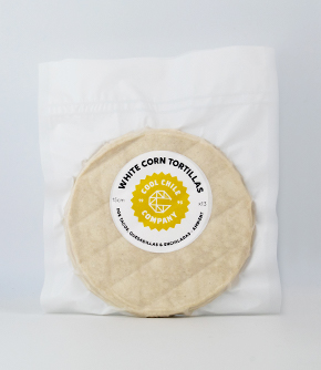 Ambient 15cm - WHITE BAKER'S DOZEN - Table Tortillas