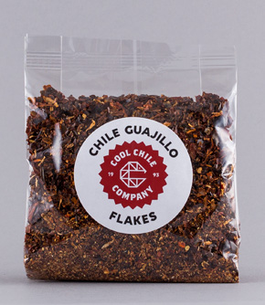 Chile Guajillo Flakes