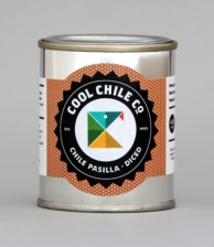 Chile Pasilla Diced