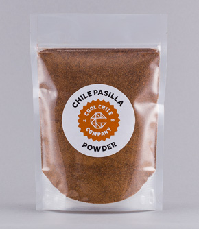 Chile Pasilla Powder