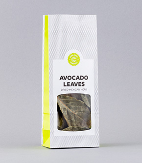 Dried Mexican  Avocado Leaves 10g