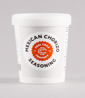 Mexican Chorizo Seasoning Kit