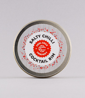 Salty Chilli Cocktail Rim
