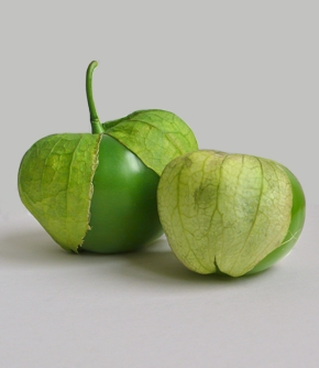 Fresh Tomatillos  for Sauces and Salsas