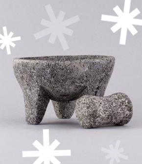 Molcajete - Mexican pestle and mortar