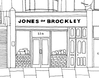 Jones of Brockley logo
