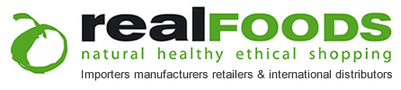 Real Foods logo